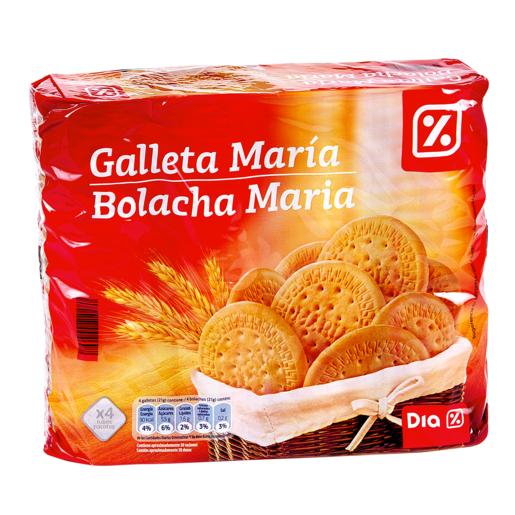 DIA galleta maría original paquete 4 x 200 gr