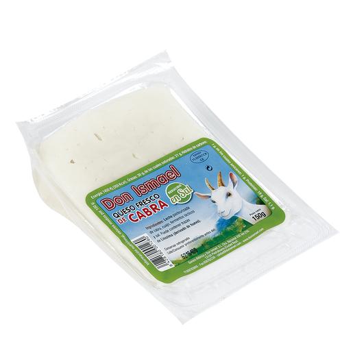 DON ISMAEL queso fresco de cabra cuña 150 gr