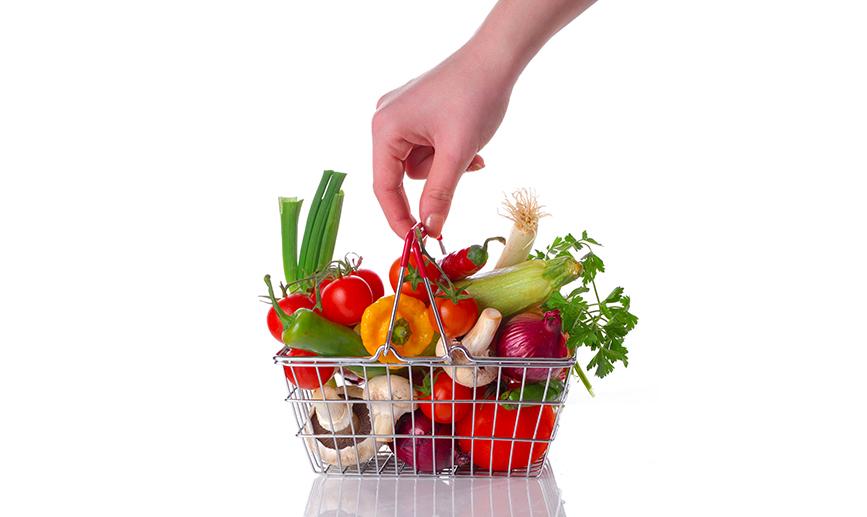 Cinco citas sobre alimentación saludable