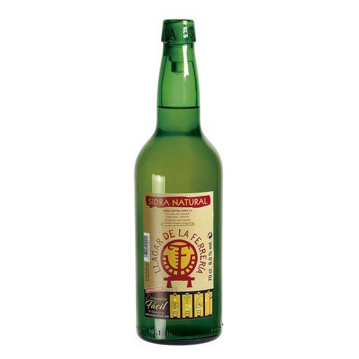 LLAGAR DE LA FERRERÍA sidra natural botella 70 cl