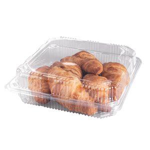 Croissant con mantequilla bandeja 6 uds 324 gr