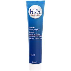 VEET for men gel crema depilatorio piel normal tubo 200 ml