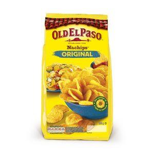 OLD EL PASO nachips bolsa 200 gr