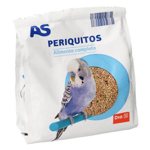 DIA alimento para periquitos bolsa 500 gr