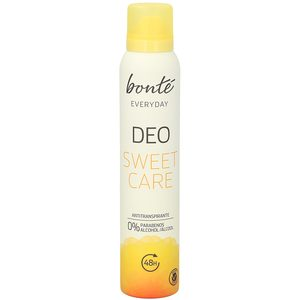BONTE desodorante sweet care spray 200 ml