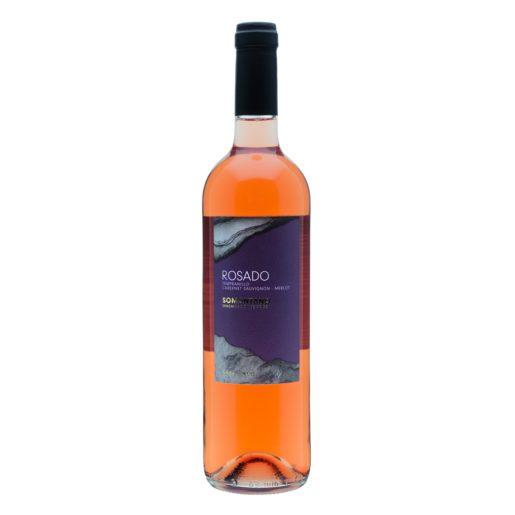 CEPA INEO vino rosado DO Somontano botella 75 cl