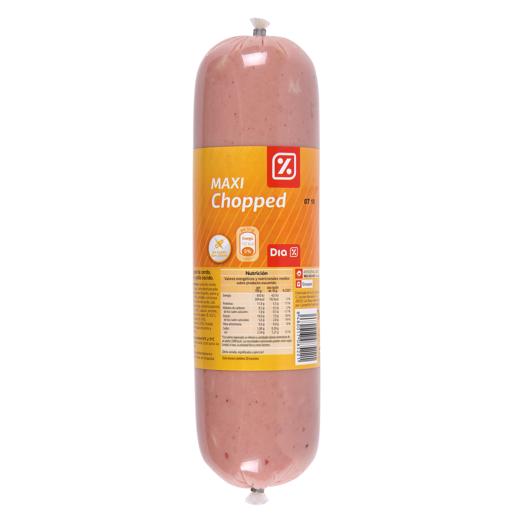 DIA chopped pork pieza envase 900 g