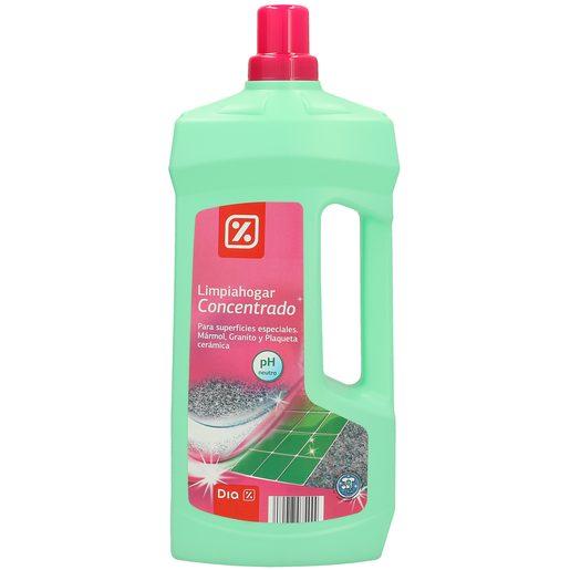 DIA limpiador concentrado para superfices especiales botella 1.5 lt