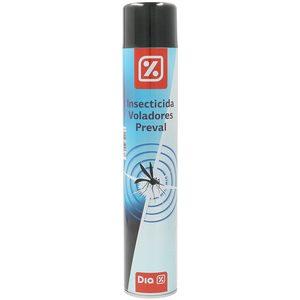 DIA insecticida Preval para insectos voladores spray 750 ml