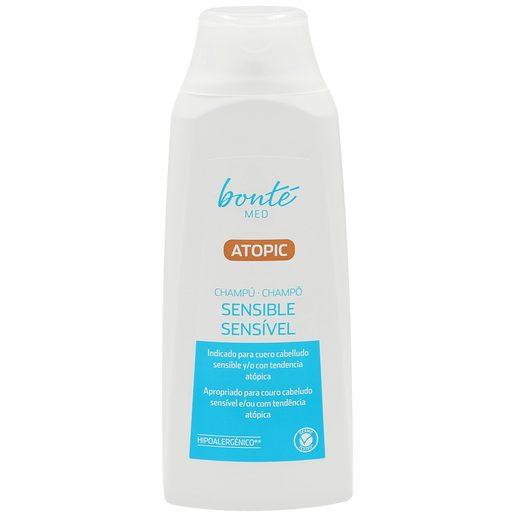 BONTE champú atopic para cuero cabelludo sensible bote 300 ml