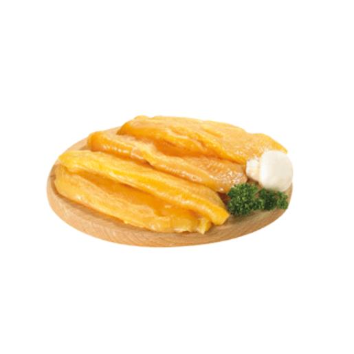 Filetes de pechuga de pollo bandeja (peso aprox. 550 gr)