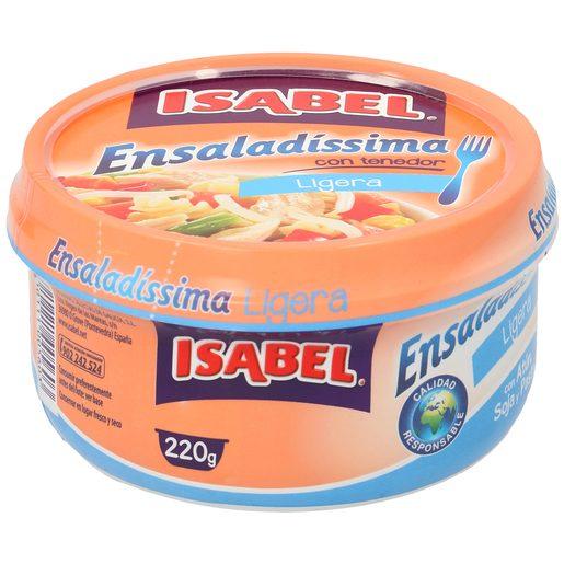 ISABEL ensalada ligera tarrina 230 gr