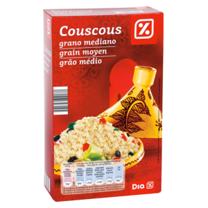 DIA couscous caja 1 Kg