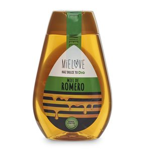 DIA MIELOVE miel de romero bote 350 gr