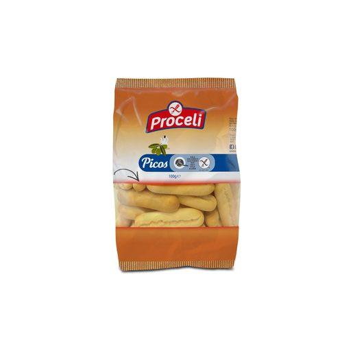 PROCELI picos SIN GLUTEN bolsa 100 gr