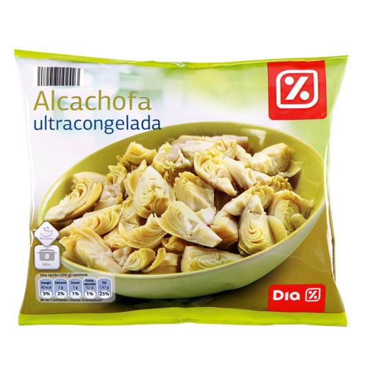 DIA alcachofas bolsa 400 gr