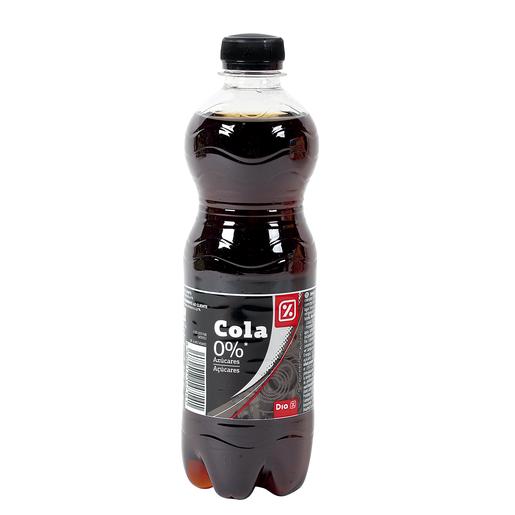 DIA refresco de cola cero botella 50 cl