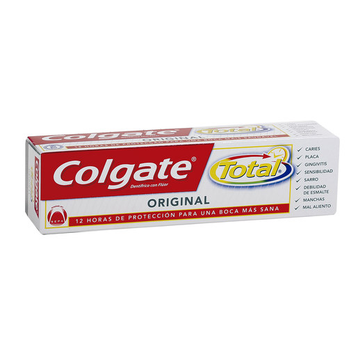 COLGATE TOTAL pasta dentífrica protección completa tubo 75 ml
