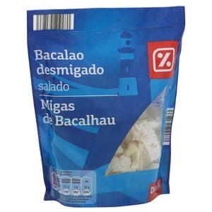 DIA migas de bacalao envase 300 gr