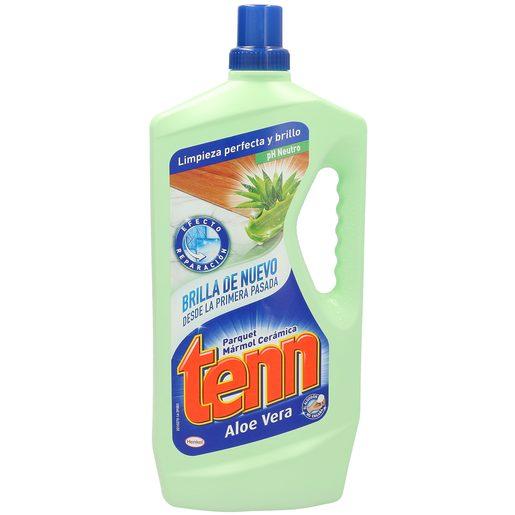 TENN limpiador con bioalcohol aloe vera botella 1.3 lt