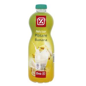 DIA néctar plátano botella 1 lt
