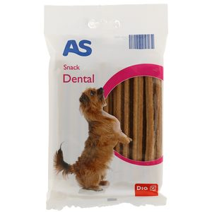 AS snack para perros dental bolsa 170 gr