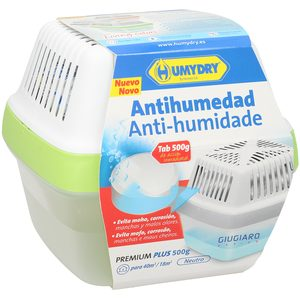 HUMYDRY Premium plus ambientador anti humedad 500 gr