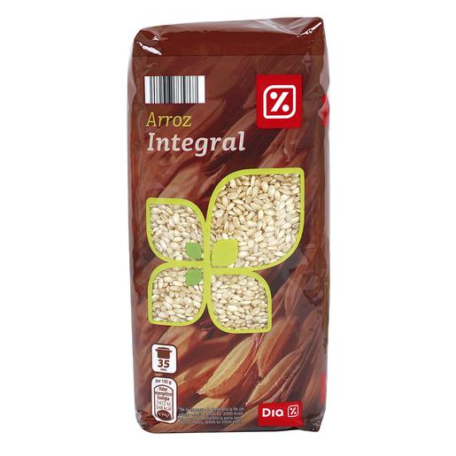 DIA arroz integral paquete 1 Kg
