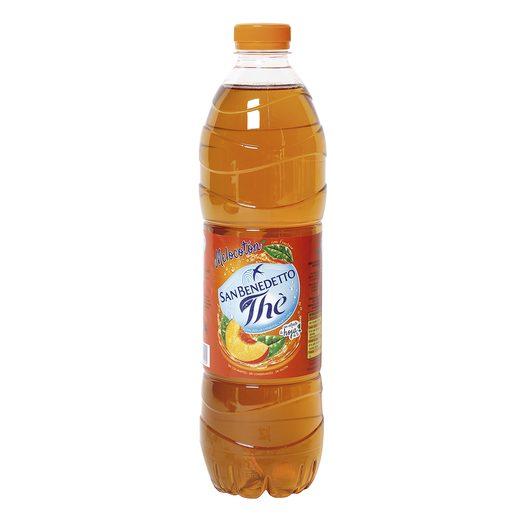 SAN BENEDETTO refresco de té melocotón botella 1.5 lt
