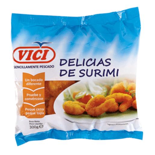 VICI delicias de surimi bolsa 300 gr