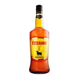 VETERANO brandy botella 1 lt