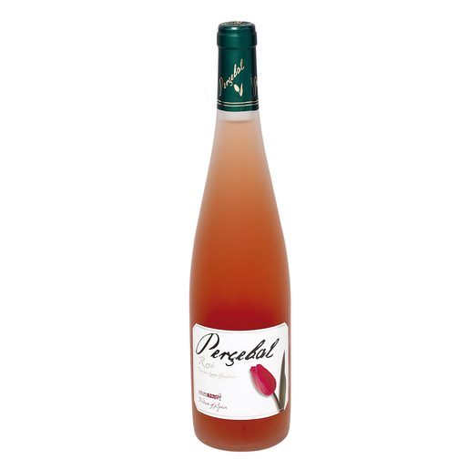 PERCEBAL vino rosado DO Cariñena botella 75 cl