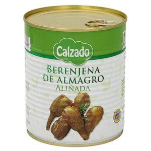 CALZADO berenjena aliñada LATA 420GR