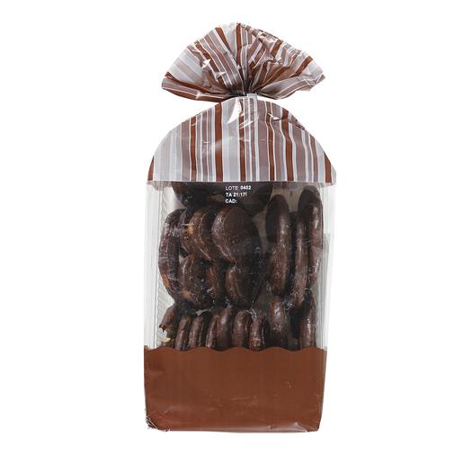 Palmeras recubiertas de cacao bolsa 250 gr