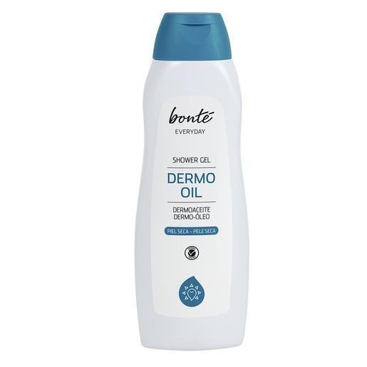BONTE gel de baño dermo aceite piel seca botella 750 ml