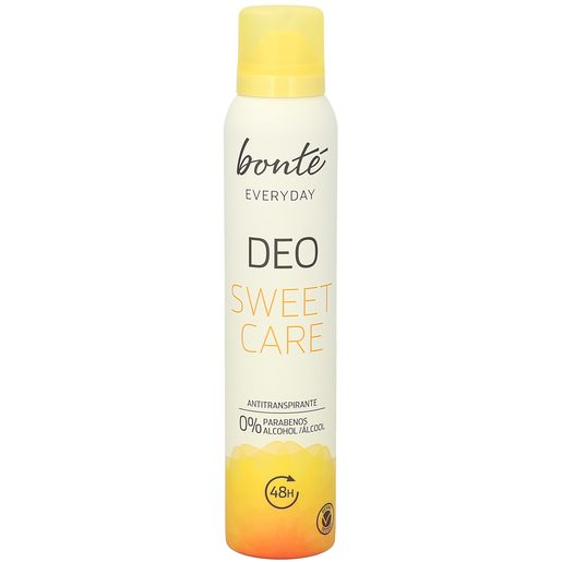BONTE desodorante sweet care spray 200 ml