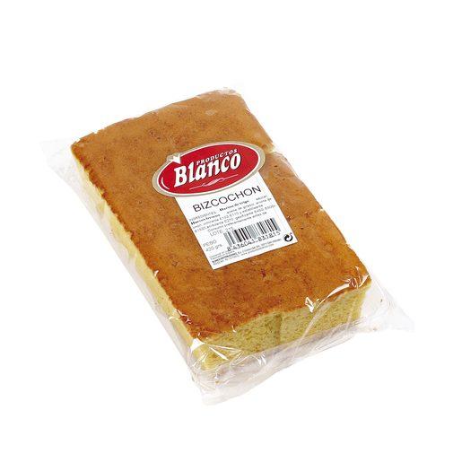 PRODUCTOS BLANCO bizcochón 410 gr