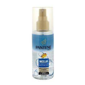 PANTENE tratamiento micelar sin aclarado para pelo graso spray 150 ml