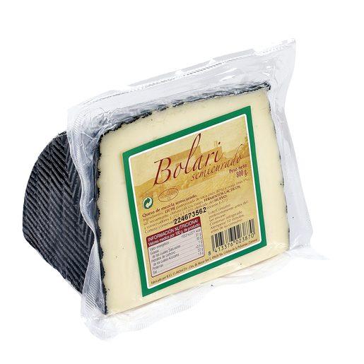 BOLARI queso semicurado cuña 800 gr