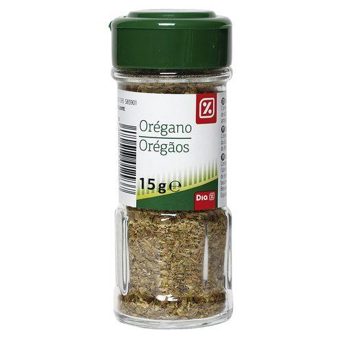 DIA orégano frasco 15 gr