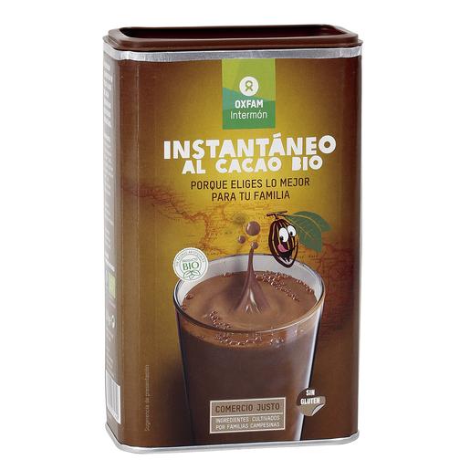 OXFAM instantáneo al cacao bio bote 350 gr