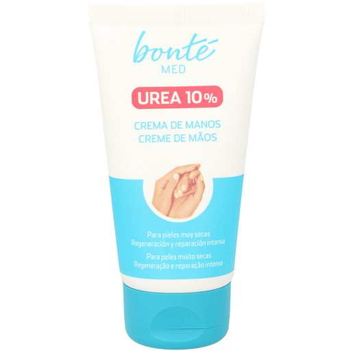 BONTE crema de manos urea 10%  para pieles muy secas tubo 75 ml