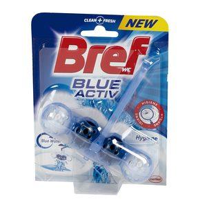 BREF block wc azul poder activo blíster 1 ud