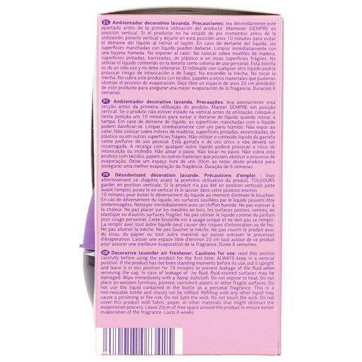 DIA ambientador mecha decorativa aroma lavanda caja 1 ud