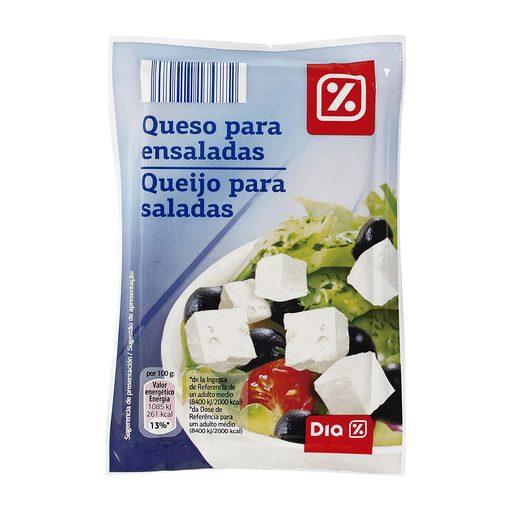 DIA queso para ensaladas bolsa 200 gr