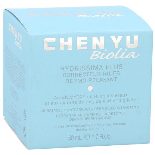 CHEN YU Biolia crema hidratante antiarrugas tarro 50 ml