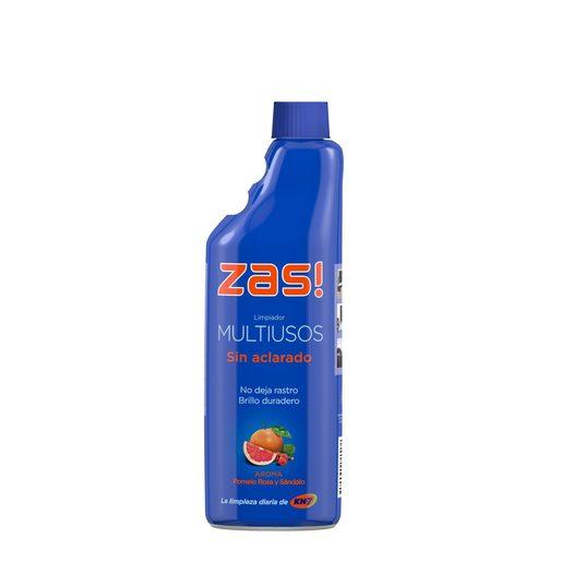 ZAS limpiador multiusos recambio botella 750 ml