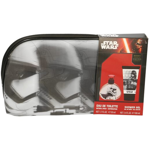 STAR WARS pack colonia 50 ml + gel de ducha tubo 100 ml