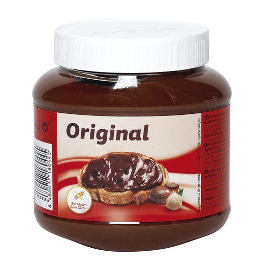 Crema de cacao frasco 750 gr