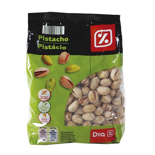 DIA pistachos bolsa 500GR